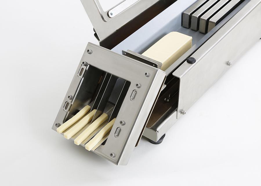 【カット例】チーズのスティックカット