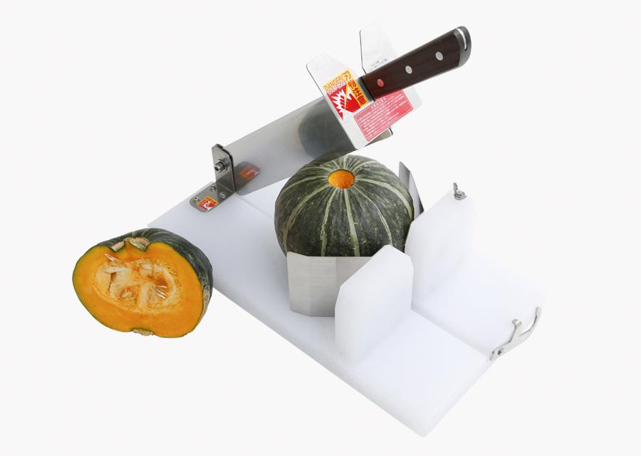 スーパーかぼちゃカッター