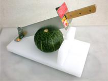 抗菌取っ手かぼちゃカッター
