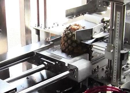 【工程1】クラウン無しのパインをセット