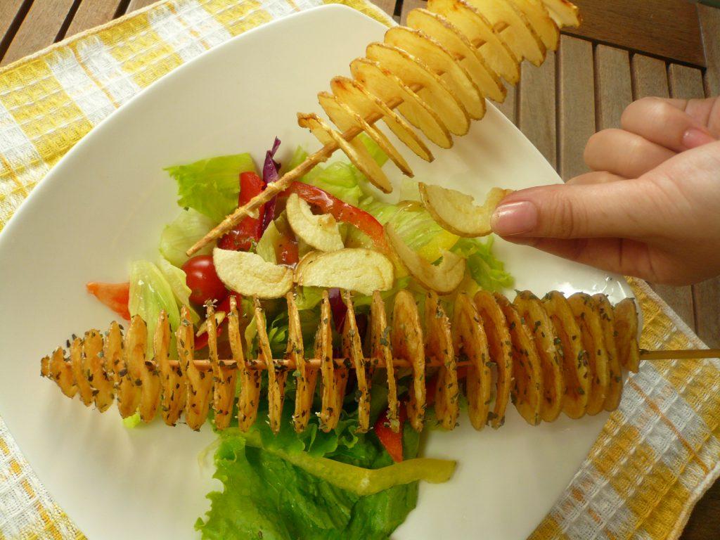 【活用例】サラダ仕立て