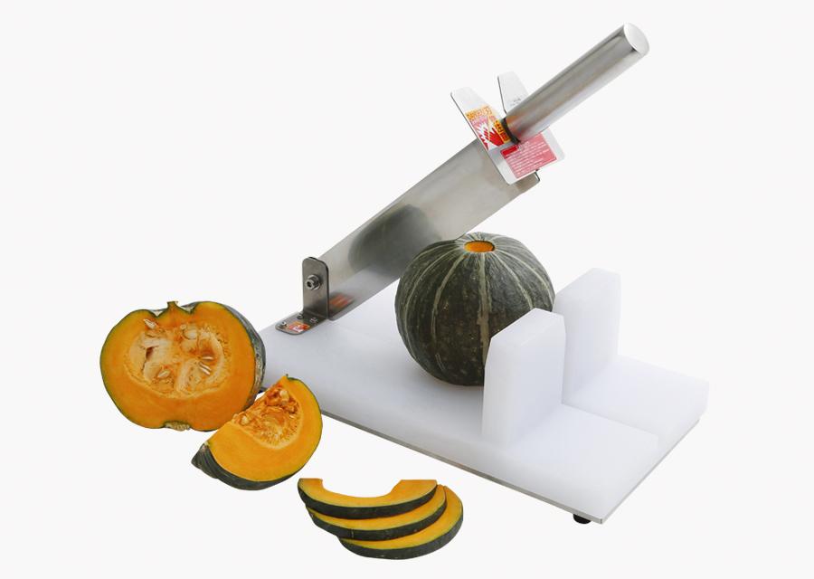 かぼちゃカッターステンレス柄タイプ