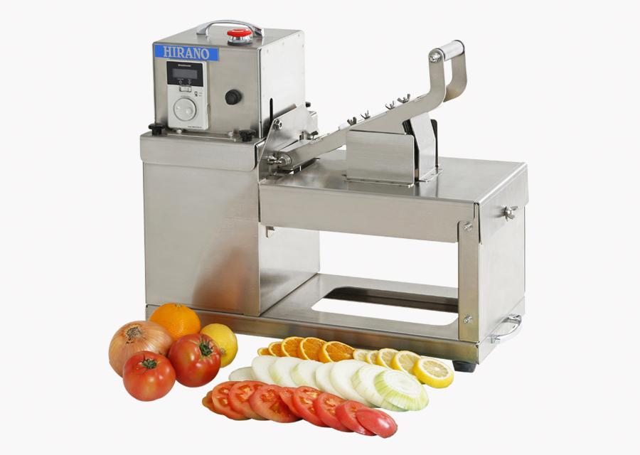 電動レシプロトマトスライサー