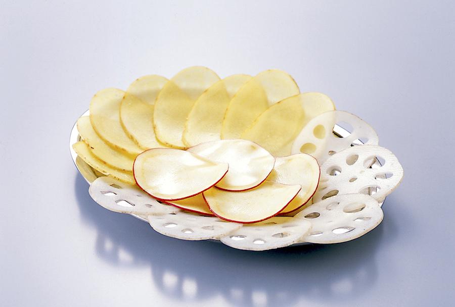【カット例】レンコン・ジャガイモ・サツマイモ
